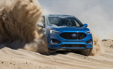 2019 Ford Edge ST Front Wallpaper 450x275 (16)