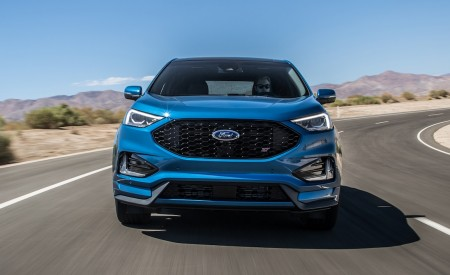 2019 Ford Edge ST Front Wallpaper 450x275 (2)