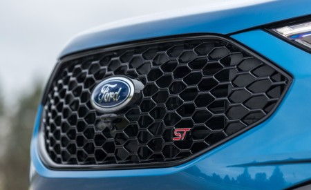 2019 Ford Edge ST Grill Wallpaper 450x275 (20)