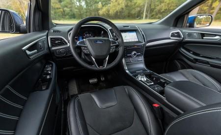 2019 Ford Edge ST Interior Cockpit Wallpaper 450x275 (35)