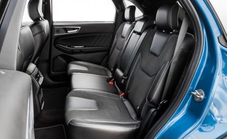 2019 Ford Edge ST Interior Rear Seats Wallpaper 450x275 (29)