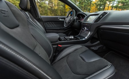 2019 Ford Edge ST Interior Wallpaper 450x275 (36)
