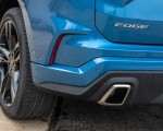 2019 Ford Edge ST Tailpipe Wallpapers 150x120 (18)