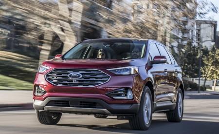 2019 Ford Edge Titanium Front Wallpaper 450x275 (45)