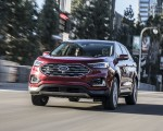2019 Ford Edge Titanium Front Wallpapers 150x120 (46)