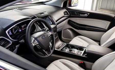 2019 Ford Edge Titanium Interior Wallpaper 450x275 (59)