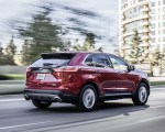 2019 Ford Edge Titanium Rear Three-Quarter Wallpapers 150x120 (47)