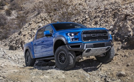 2019 Ford F-150 Raptor Wallpapers