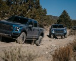 2019 Ford F-150 Raptor Front Three-Quarter Wallpapers 150x120 (25)