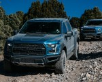 2019 Ford F-150 Raptor Front Three-Quarter Wallpapers 150x120 (26)