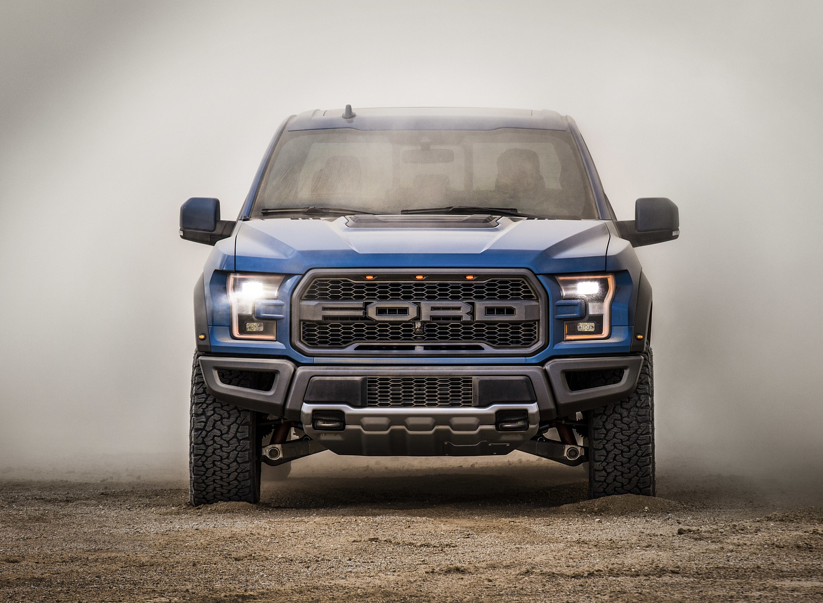 2019 Ford F-150 Raptor Front Wallpapers (5)