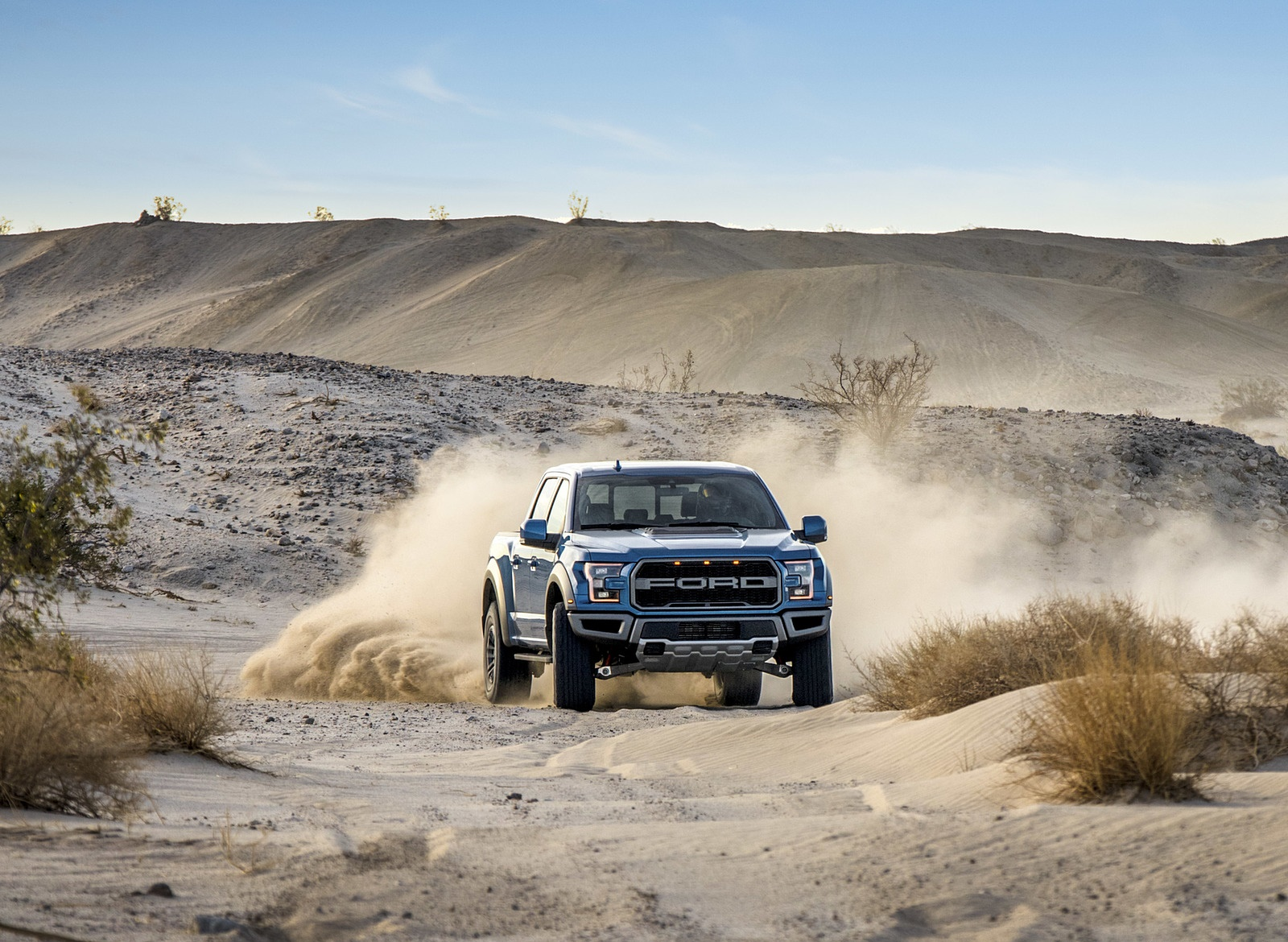 2019 Ford F-150 Raptor Front Wallpapers (6)