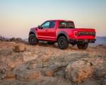 2019 Ford F-150 Raptor Rear Three-Quarter Wallpapers 150x120 (40)