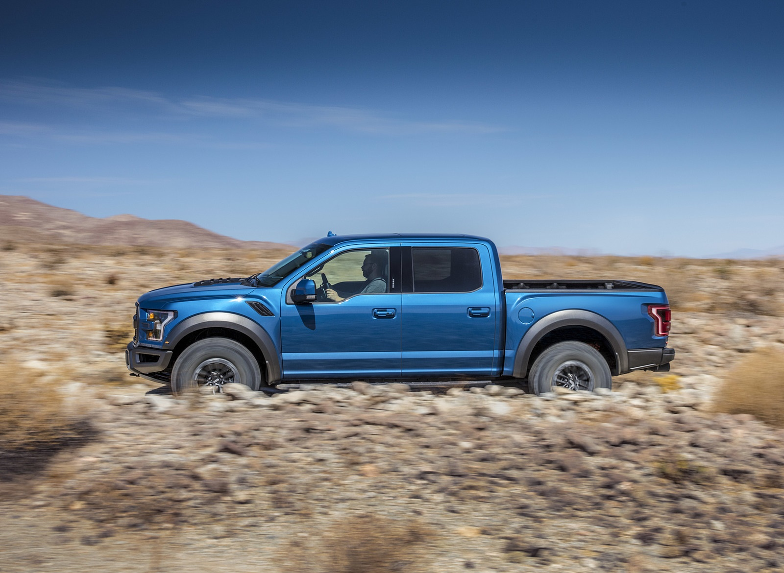 2019 Ford F-150 Raptor Side Wallpapers (11)