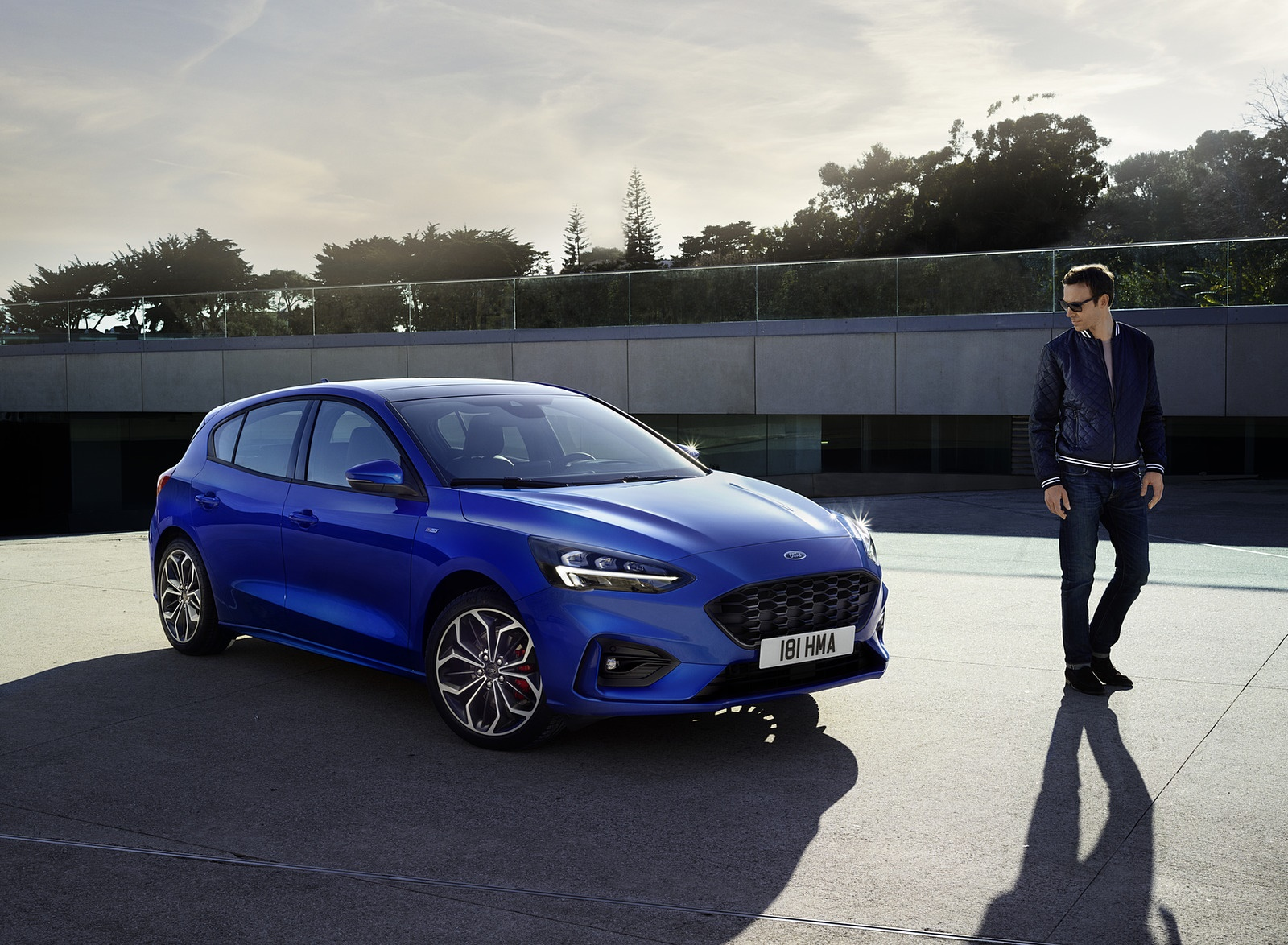 2019 Ford Focus Hatchback ST-Line Front Three-Quarter Wallpapers (12)
