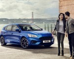 2019 Ford Focus Hatchback ST-Line Front Three-Quarter Wallpapers 150x120 (7)