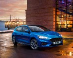 2019 Ford Focus Hatchback ST-Line Front Three-Quarter Wallpapers 150x120 (3)