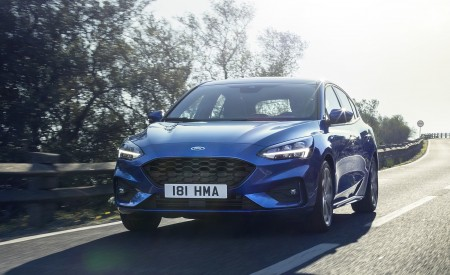 2019 Ford Focus Hatchback Wallpapers HD