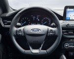 2019 Ford Focus Hatchback ST-Line Interior Steering Wheel Wallpapers 150x120 (24)