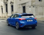 2019 Ford Focus Hatchback ST-Line Rear Three-Quarter Wallpapers 150x120 (4)