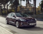 2019 Ford Focus Hatchback Vignale Front Three-Quarter Wallpaper 150x120 (34)