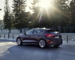 2019 Ford Focus Hatchback Vignale Rear Three-Quarter Wallpapers 150x120 (37)