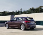 2019 Ford Focus Hatchback Vignale Rear Three-Quarter Wallpapers 150x120 (36)