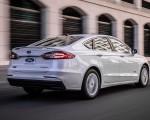 2019 Ford Fusion Rear Three-Quarter Wallpaper 150x120 (2)