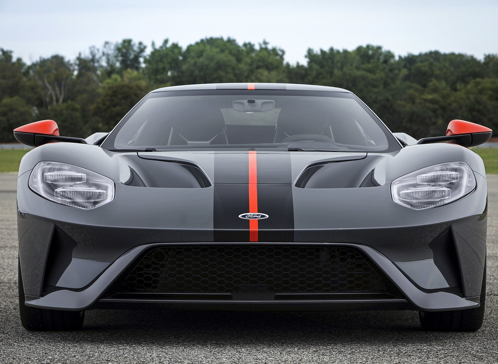 2019 Ford GT Carbon Series Front Wallpapers (3)