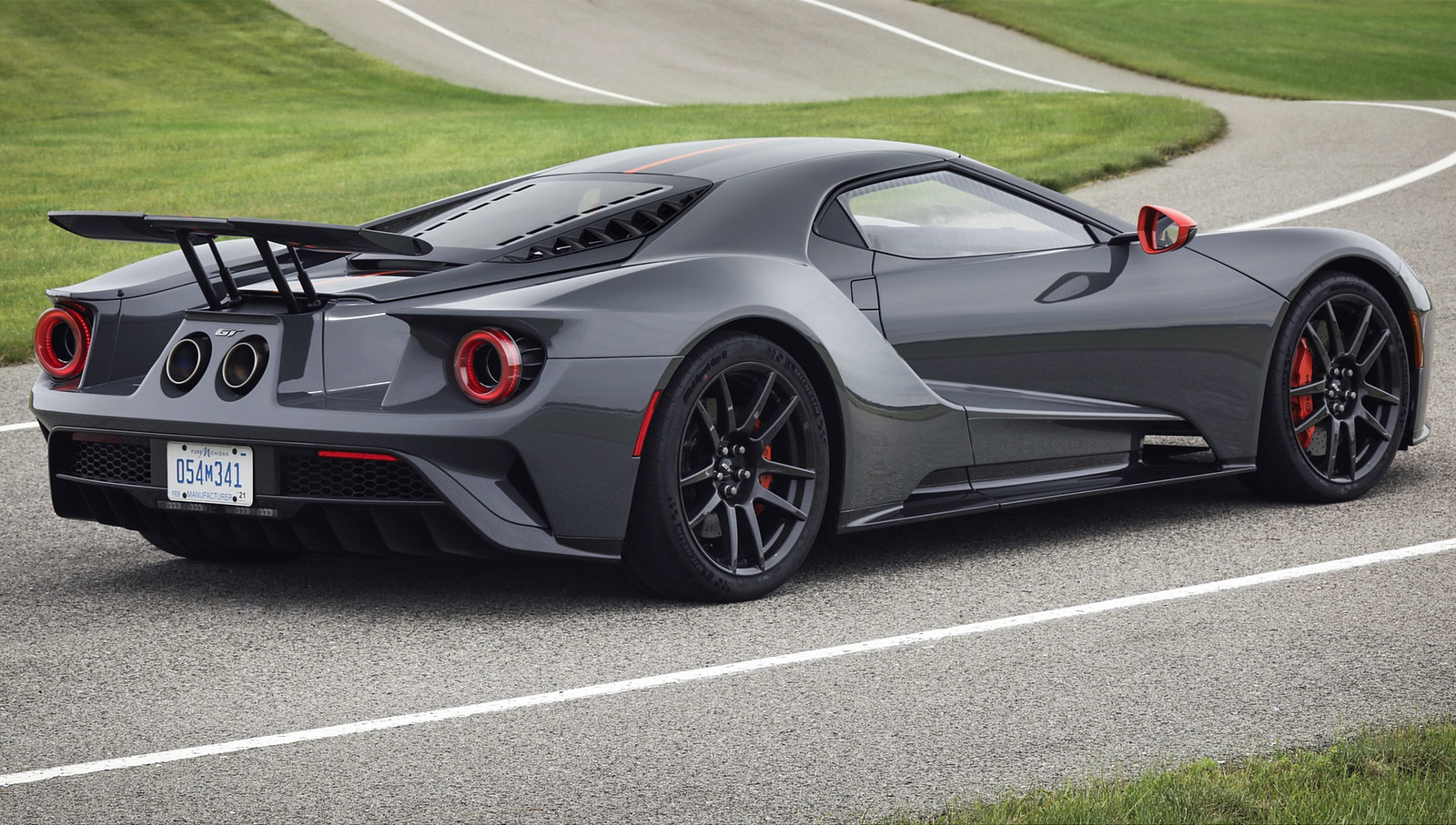 2019 Ford GT Carbon Series Rear Three-Quarter Wallpapers (6)