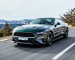 2019 Ford Mustang Bullitt (Euro-Version) Front Three-Quarter Wallpapers 150x120 (29)