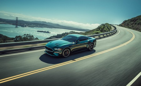 2019 Ford Mustang Bullitt Wallpapers HD