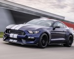 2019 Ford Mustang Shelby GT350 Front Three-Quarter Wallpapers 150x120 (3)