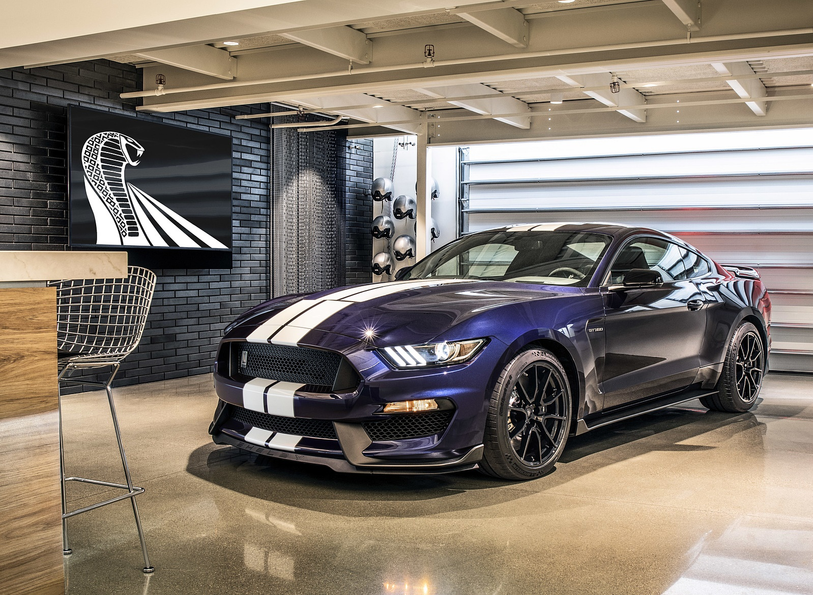 2019 Ford Mustang Shelby GT350 Front Three-Quarter Wallpapers (5)