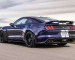 2019 Ford Mustang Shelby GT350 Rear Three-Quarter Wallpapers 150x120 (4)
