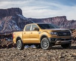 2019 Ford Ranger Front Three-Quarter Wallpapers 150x120 (13)