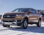 2019 Ford Ranger Front Three-Quarter Wallpapers 150x120 (9)