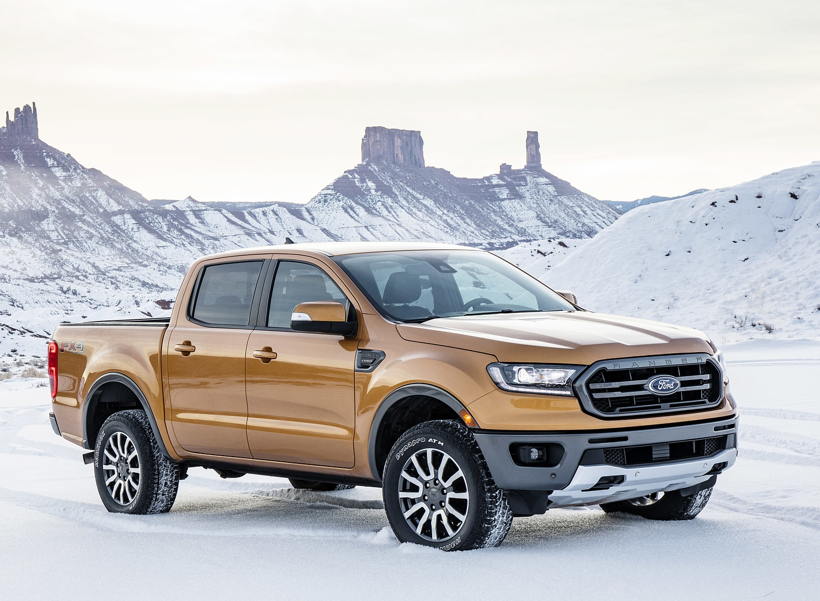 2019 Ford Ranger Front Wallpapers (10)