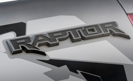 2019 Ford Ranger Raptor (Color: Conquer Grey) Detail Wallpapers 450x275 (57)