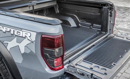 2019 Ford Ranger Raptor (Color: Conquer Grey) Detail Wallpapers 450x275 (61)