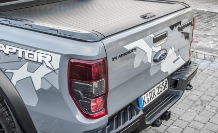 2019 Ford Ranger Raptor (Color: Conquer Grey) Detail Wallpapers 450x275 (59)