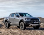 2019 Ford Ranger Raptor (Color: Conquer Grey) Front Three-Quarter Wallpapers 150x120 (48)