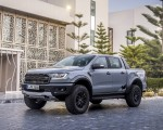 2019 Ford Ranger Raptor (Color: Conquer Grey) Front Three-Quarter Wallpapers 150x120 (47)
