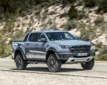 2019 Ford Ranger Raptor (Color: Conquer Grey) Front Three-Quarter Wallpapers 150x120 (11)