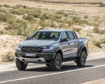 2019 Ford Ranger Raptor (Color: Conquer Grey) Front Three-Quarter Wallpapers 150x120 (3)