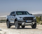 2019 Ford Ranger Raptor (Color: Conquer Grey) Front Three-Quarter Wallpapers 150x120 (12)