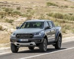 2019 Ford Ranger Raptor (Color: Conquer Grey) Front Three-Quarter Wallpapers 150x120 (2)