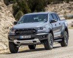 2019 Ford Ranger Raptor (Color: Conquer Grey) Front Three-Quarter Wallpapers 150x120 (13)