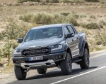 2019 Ford Ranger Raptor (Color: Conquer Grey) Front Three-Quarter Wallpapers 150x120 (14)