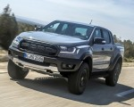 2019 Ford Ranger Raptor (Color: Conquer Grey) Front Three-Quarter Wallpapers 150x120 (5)